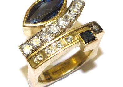 Artist's ring